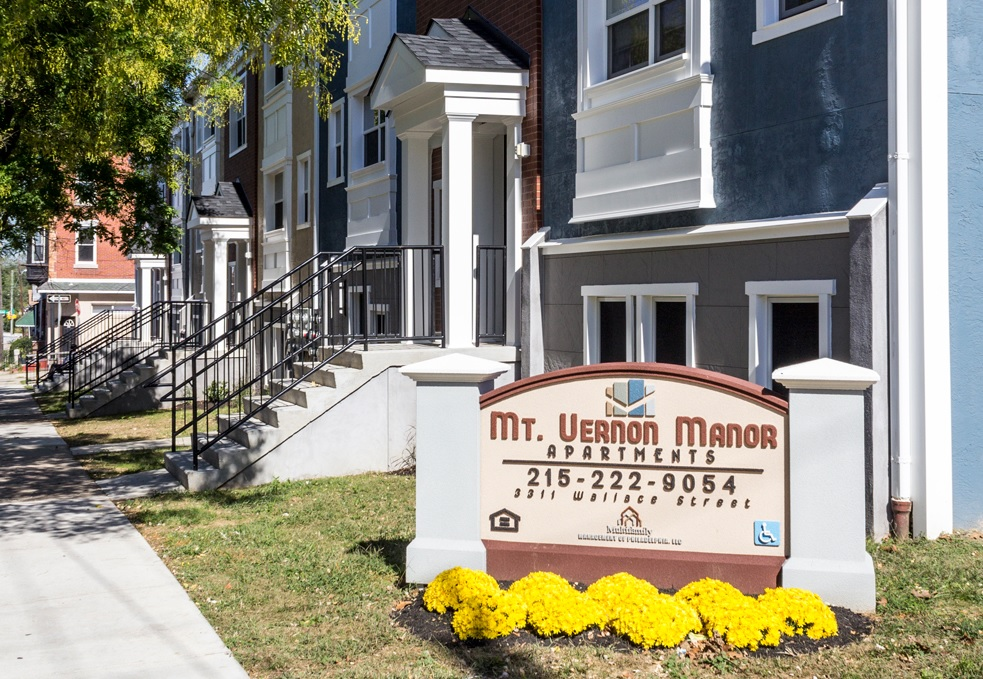 Mount Vernon Manor Apartments