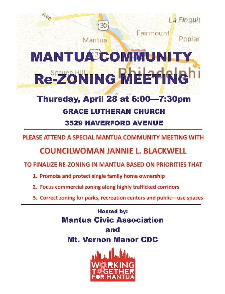 4.28.2016 Mantua Zoning Meeting Flier